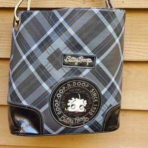 Authentic Betty Boop large Shopper purse